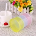 3 Layers Portable Infant Baby Milk Powder Formula Dispenser Box Container Pot