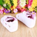 Newborn Baby Embroidered Flower Shoes Infant Girl Boy Toddler Soft Bottom Shoes