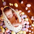 2015 NEW Hot Newborn Baby Crochet Knit Costume Photo Photography Prop White