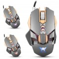Combaterwing CW30 Wired Gaming Mouse Mice 7 Buttons 3200DPI 1000Hz LED Light