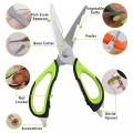 Kitchen Scissors 7-in 1 MultiFunctional Come-Apart Shears Chicken Bone Shears