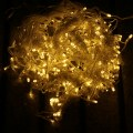 3Mx3M 300LED Icicle Curtain Fairy String Lights Wedding Party Xmas Home Decor