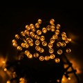 100 LEDs Solar Powered Light String Fairy Tree Light Outdoor Wedding Party Xmas