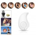 S530 Mini Wireless Bluetooth Stereo Headset Earbud Headphones With Microphone