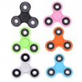 Hand Spinner EDC Tri-Spinner Gyroscope Fidget Toy Plastic Finger Spinner for Autism and ADHD Anxiety Stress Relief Focus Toy