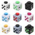 Magic Fidget Cube Relieves Squeeze Fun Stress Reliever Anxiety and Stress Cube Juguet Desk Spin Toys with Retail Box