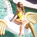 PVC Inflatable Floating Bed General/adult/child Swimming Ring Water Recreation