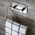 Small Tissue Towel Bathroom Wall Mount Clothes Hanger Kitchen Rack Towel Rack