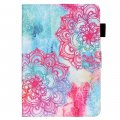 Flip Case Cover for ipad mini1/2/3/4 With Card Holder Colorful