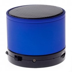 Bluetooth Speaker with TF Card Function  Blue