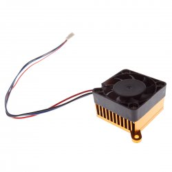 Audio Card Adapter Cooler Fan Golden