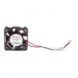 3 Centimetre Audio Card Adapter Cooler Fan 2 Pin Black