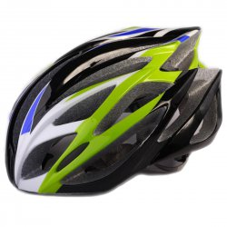 Outdoor Goods Protective Helmet Safety Helmet Unibody Cycling Helmet  Green