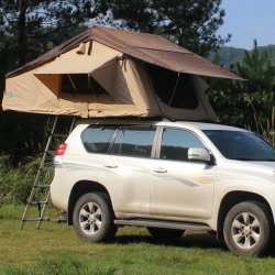 Outdoor Appliance Rooftop Tent 1.9m Long Instant Tent 420D Oxford Cloth Offline Deal Only