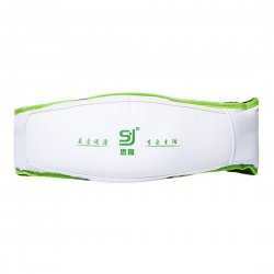 Slimming Massager Belt Fat Burner Waist Massager Belt  Green