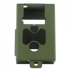 Hunting Camera Accessories For HC-300 Series Camera Case Iron Protective Case Green