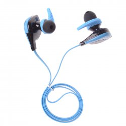 Sport Running Bluetooth 4.0 Earphone Wireless In Ear Earphones Blue