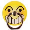 Mobile Phone Ring Holder Grip Metal Ring+Phone Holder Bad Smile