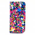 Phone Case for iphone6/iphone 6S Phone Cover Colourful World Pattern