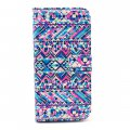 Phone Case for iPhone 6 plus/iPhone 6S plus PU Leather Phone Coolest Ethnic Pattern