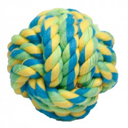 Pet Products Pet Toy Cotton Rope Ball L Green