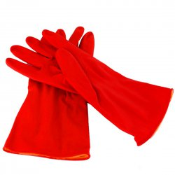 Household Supplies Thicken Rubber Gloves