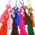 Tourist Souvenir Peking Opera Facial Makeup Chinese Knots 2 Pcs/Pack Various Styles Dispatch Randomly