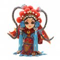 Tourist Souvenir Chinese Characteristics of Silk People Creative Doll Furnishing Articles