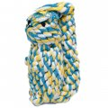 Pet Products Pet Toy Cotton Rope Squirrel Blue