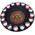 Russian Roulette Drinking Game Glass Party Game Balls and 16 Glasses