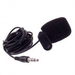 Universal Tie-Clip Microphone Clipper Microphone For Voice Amplifier