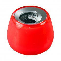 Mini Multi-function Bluetooth Speaker Hands-free Red