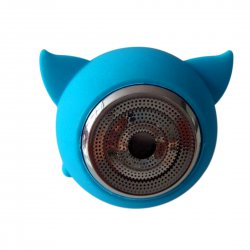 Mini Multi-function Protable Bluetooth Speaker Super Bass Blue