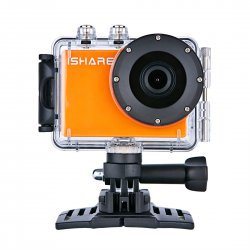 Multifunction Sport Camera 1080P HD Outdoors and Cycling Video Camera
