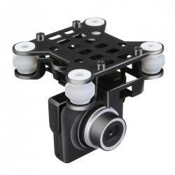 Aerial Photo Camera HD 720P 2MP Lens Camera Black