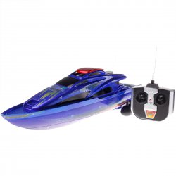 4.0 Channels Remote control Airship blue