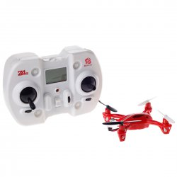 Small Quadcopter Six-Axis Gyro Red
