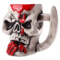 Creative Articles of Daily Use Skull Ceramics Cup 80159-D