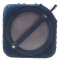 Macarons Wireless Bluetooth Waterproof Loud Speaker Dark Blue