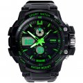 Multi-Function Sports Watch Outdoor Sport Waterproof Watch For Men