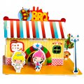 Funny Puzzle  3D Puzzle BBQ Restaurant Theme Form Board