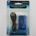 SD CF SDHC MS USB 2.0 all-in-one memory card reader