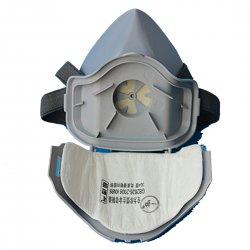 Labor Protection Mask Dustproof Mask Filter Protective Respirator