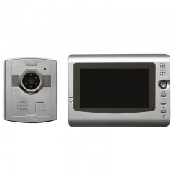 ASK-311CM-VI with 1pcs ASK-312CL7, 1 Villa outdoor station connect with 1 indoor monitor