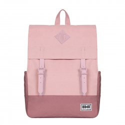 Fashion School Bag Backpack Computer Laptop Bag Water-repellent Pink