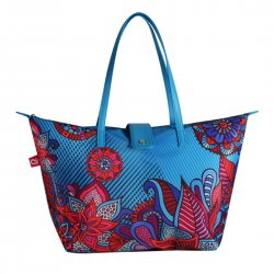 Creative Colorful Fashion Style Foldable Reusable Bag