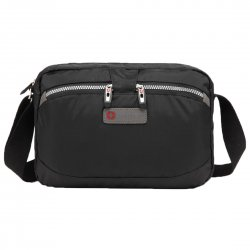 Fashion Make Up Travel Shoulder Bag Black
