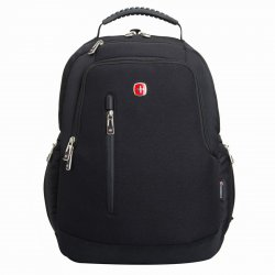 Outdoor Travel Computer Backpack Bag 30L Capacity Black