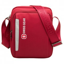 Business and Casual Travel Fashion Sport Bag Shoulder Bag for Ipad Tablet Red