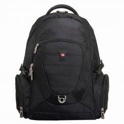 Backpack Bag for 15 inch Laptop Computer Black